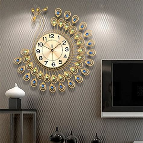Country Living Room Clocks by Decorative Wall Clocks For Living Room
