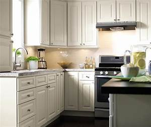 off white painted kitchen cabinets homecrest With what kind of paint to use on kitchen cabinets for home window stickers
