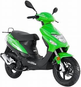 Motorroller 50 Ccm : luxxon motorroller 50 ccm 45 km h uno kaufen otto ~ Kayakingforconservation.com Haus und Dekorationen