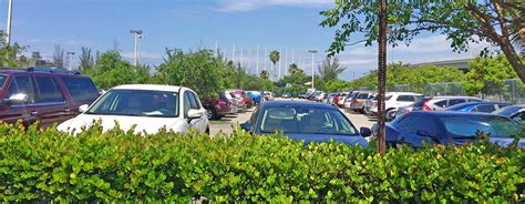 Fort Lauderdale Port Everglades Parking For Cruisers