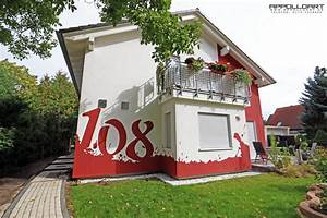 Hausfassade Neu Streichen : graffitikunst blogs news graffiti wandmalerei airbrush fassaden ~ Markanthonyermac.com Haus und Dekorationen