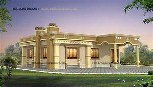 Kerala House Plans 1200 sq ft with s KHP