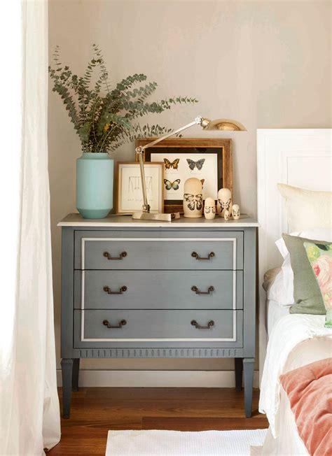 como pintar muebles antiguos modernos de madera