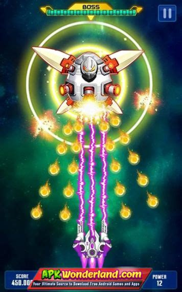 space shooter galaxy shooting 1 264 apk mod free download for android apk wonderland