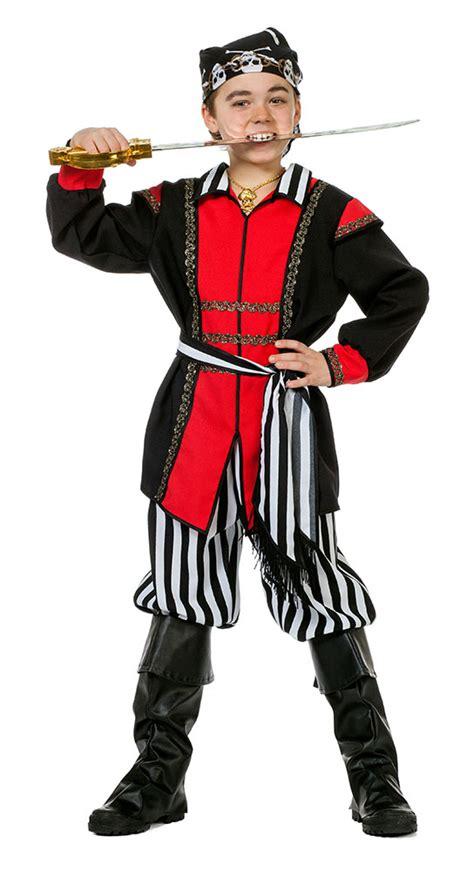 fasching kostüm junge piraten kost 252 m kinder jungen kost 252 m pirat schwarz wei 223 rot kost 252 me