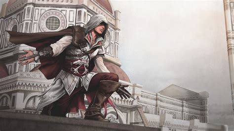 Assassin Creed 2 Wallpaper Wallpapersafari