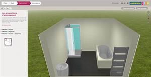 Logiciel 3d Salle De Bain : salle de bain en 3d les logiciels en ligne et leur ~ Dailycaller-alerts.com Idées de Décoration