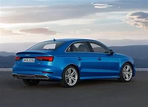 Audi A3 Berline 2016 : audi a3 2016 les prix des nouvelles a3 a3 sportback et a3 berline photo 9 l 39 argus ~ Gottalentnigeria.com Avis de Voitures