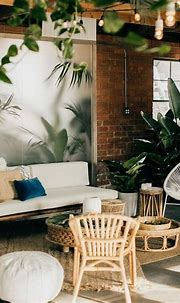 Pin by Karen Christine on Interiors | Tropical interior ...