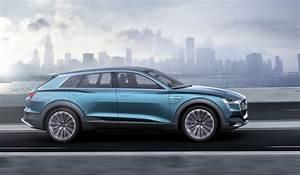 Audi E Tron : audi e tron quattro concept 2015 presentazione nuovi ~ Melissatoandfro.com Idées de Décoration