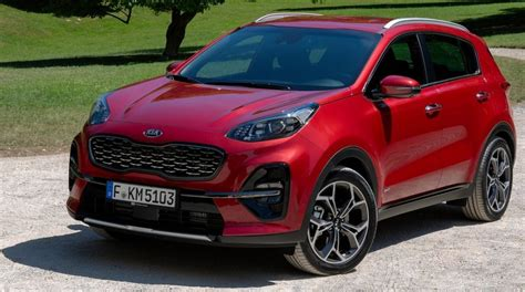 2019 Kia Redesign by 2019 Kia Sportage Redesign Configurations Changes