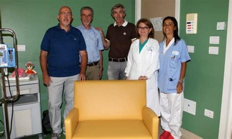 Parma, Neo Pensionati Donano Poltrone Letto All'ospedale