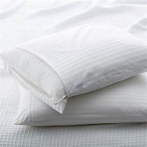 the company store ultimate cotton king pillow protector With company store pillows