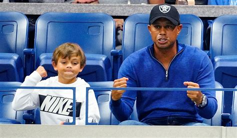 Tiger Woods to play PGA Tour event with son Charlie, 11 ...