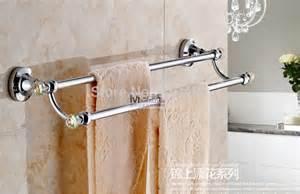 Bathroom Wall Mounted Towel Rack