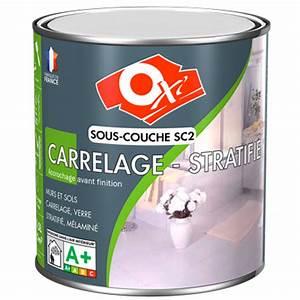oxi sous couche carrelage stratifie sc2 With peinture sous couche stratifie