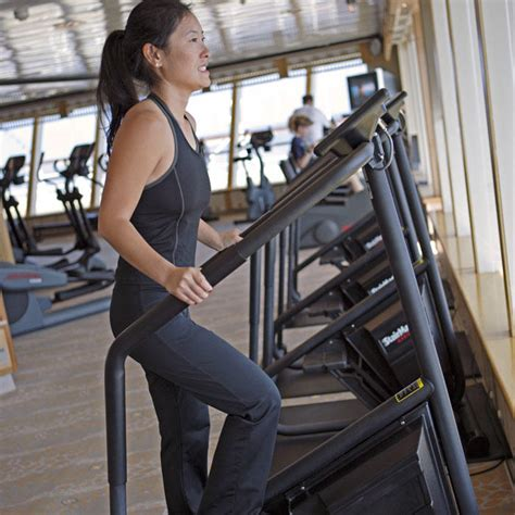Exercise Machine Review The Stair Climber Shape Magazine