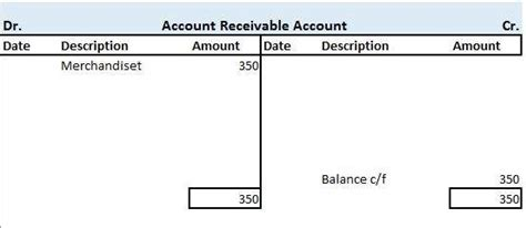 t account t accounts ledger format exles accounting sheet