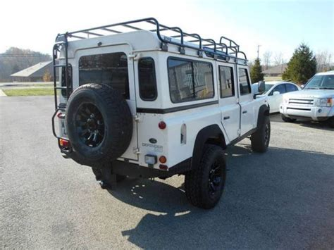 auto repair manual online 1992 land rover defender regenerative braking 1992 land rover defender defender 110 wagon manual 5 speed 4wd 200tdi for sale land rover