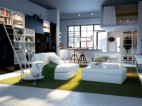 Apartment Furniture by Small Spaces Ideas For Small Homes Ikea Studio Apartment