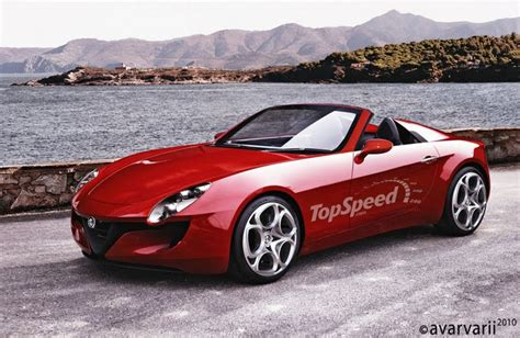 New Alfa Romeo Spider by 2014 Alfa Romeo Spider Review Top Speed