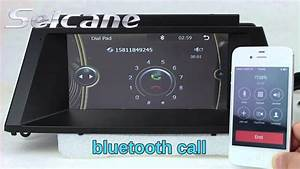 Update Bmw X5 E70 Cic Idrive Audio System To In Dash Dvd