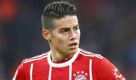james rodriguez bayern munich star planned real madrid