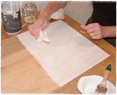 grenen tafel white wash whitewash hoe doe je dat verftechnieken