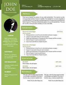 curriculum vitae resume word template 904 910 free cv With cv format template word