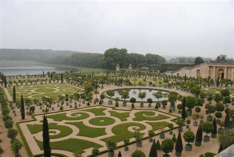 """Bild """"garten"""" Zu Schloß Versailles In Versailles"""