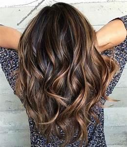 Balayage Cheveux Frisés : le balayage caramel des mod les magnifiques piquer imm diatement couleurs de cheveux ~ Farleysfitness.com Idées de Décoration