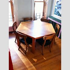 Octagon Kitchen Table  Foter