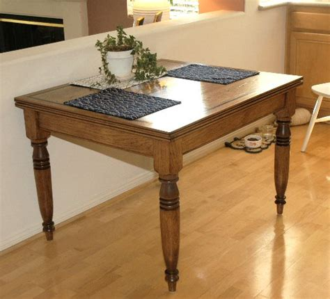 Expanding Kitchen Table