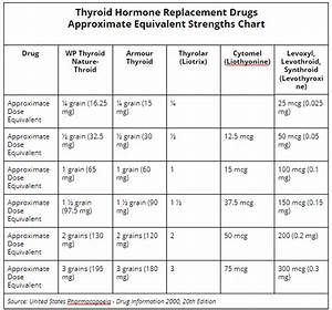 The Complete Thyroid Medication Guide