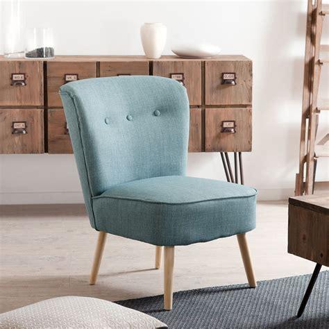 chaise d finition fauteuil crapaud tissu bleu karine univers salon et assises