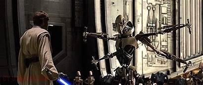 Obi Wan Grievous Vs Kenobi Sith Revenge