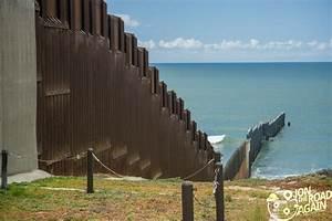 Visiting the Mexican Border at Border Field State Park ...  Border