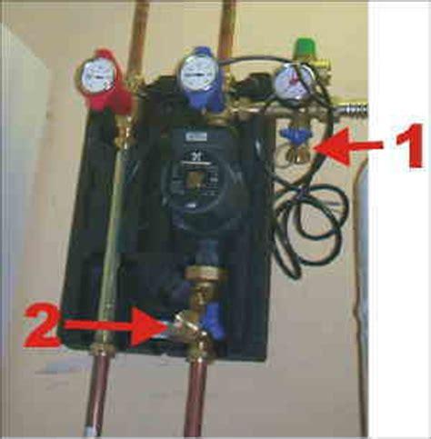 solaranlage befuellen und entlueften