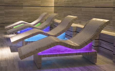 tub and spa heated spa lounge chairs bradford pools