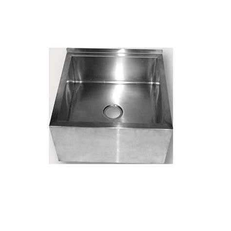 stainless steel mop sink stainless steel floor mop sink fms h jbm hospitality