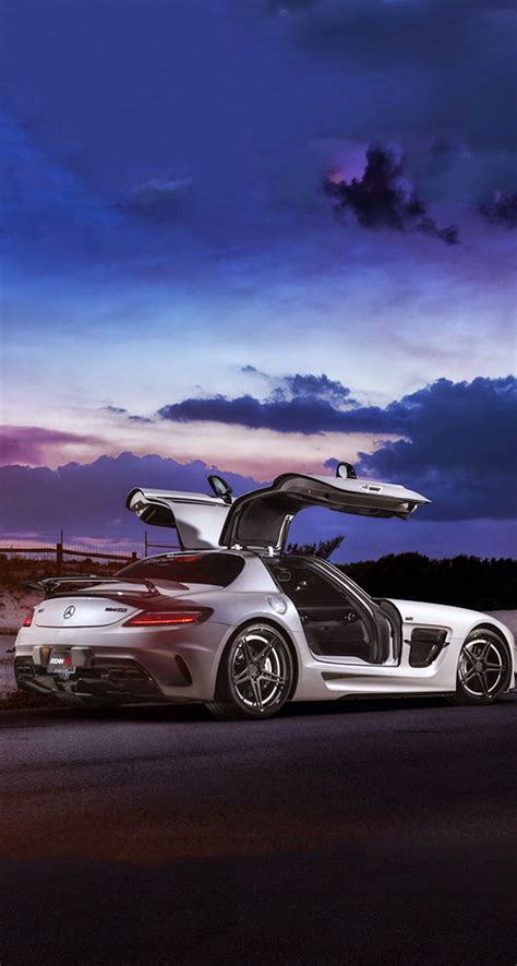 This collection presents the theme of amg logo. Mercedes SLS AMG Coupe Black Series iPhone 6 Plus HD Wallpaper HD - Free Download | iPhoneWalls