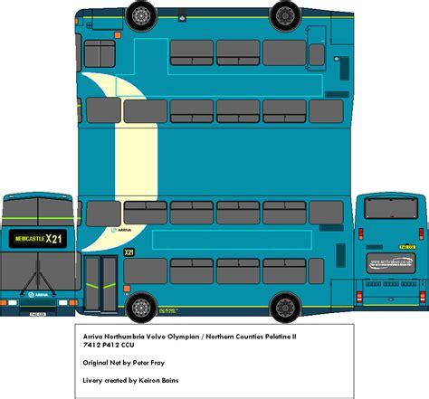 ron  tons blog creating paperbuses    uk