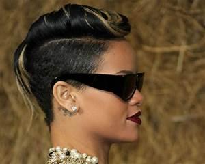 Hair Style , 6 Black Girls Mohawk Hairstyles : Semi Mohawk ...