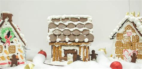 A Gingerbread House From Scratch