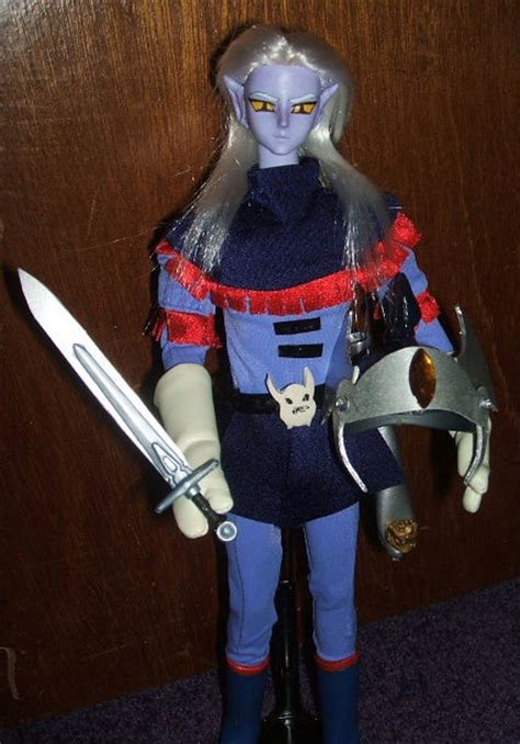 prince lotor  voltron  volks doll