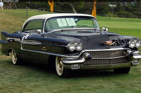1956 Cadillac Eldorado Seville Prototype Images. Photo: 56