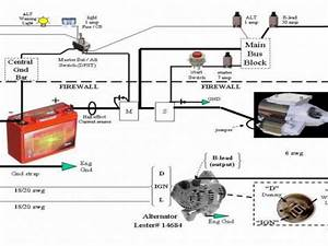 Lawn Mower Alternator Wiring Diagram
