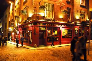 Ireland Pub Temple Bar Dublin