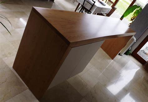 Curved Breakfast Bar ? Shane Tubrid Furniture by Design