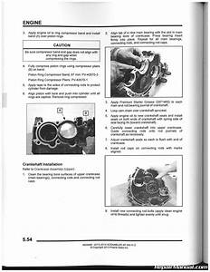 2013  U2013 2014 Polaris 850 Scrambler Xp Ho Service Manual